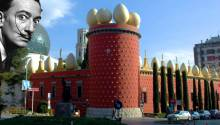 Dali - Dalí Museum in Figueres