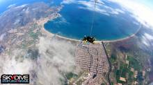 Sky diving - Skydive Empuriabrava