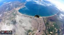 Sky diving - Skydive Empuriabrava
