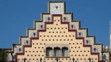 Casa Amatller - modernist house