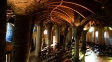 Gaudi Crypt Colonia Güell