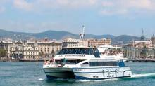 Las Golondrinas boat tours
