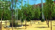 Parc Central de Poblenou