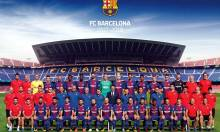FCB Squad -list first team players