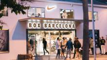 Nike BOX Barcelona Surf Shop