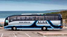 ALSA -  buses from Barcelona to Spanish cities and Andorra