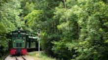 FGC - Historical trains - Cement train - tren del ciment