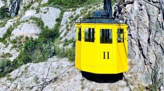 Cable car  Montserrat - Aeri de Montserrat