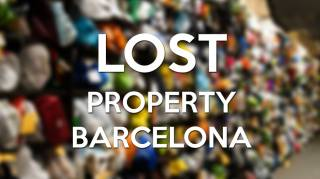 Lost Property Office Barcelona - lost and found