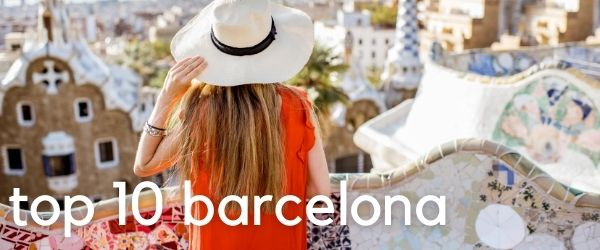 Barcelona Top 10 Attractions