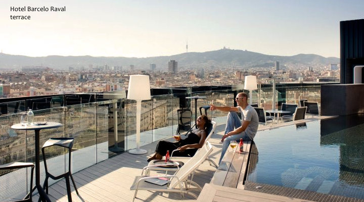 Hotel Barcelo Barcelone