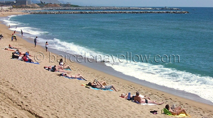 Barcelona 2019 Barcelona Beaches Guide To Barcelona Best Beaches