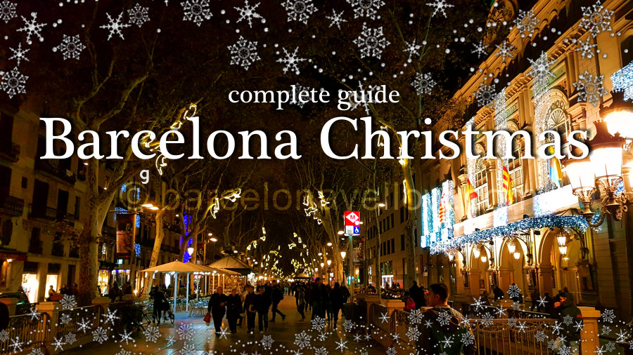 Barcelona Christmas guide