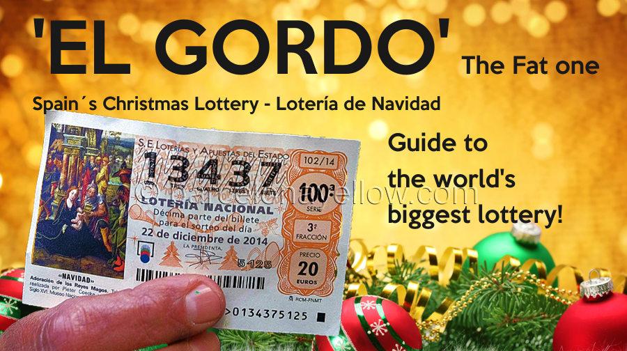Lotterie El Gordo 2021