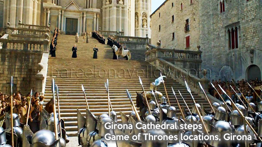 Game of Thrones Girona Spain