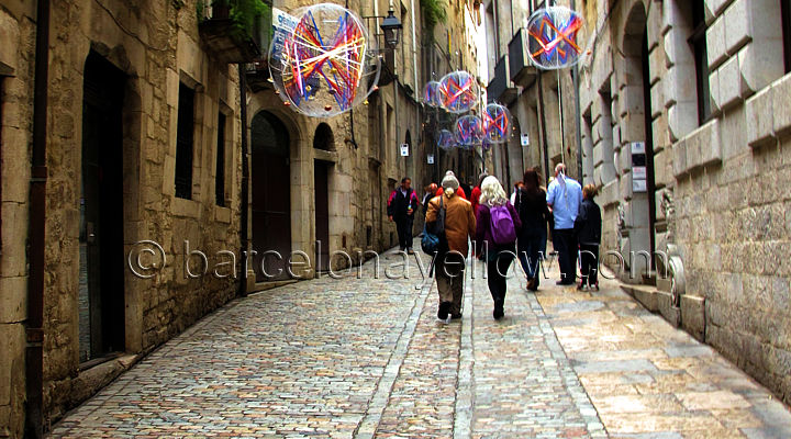 Barcelona 2018 Pictures Girona Spain What To See In