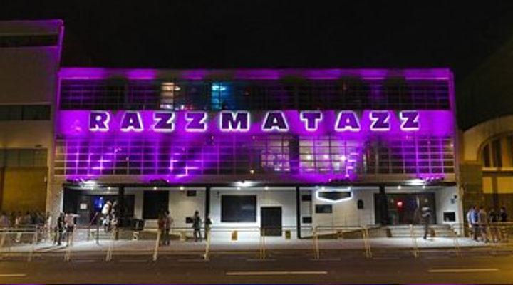 Razzmatazz club Barcelona