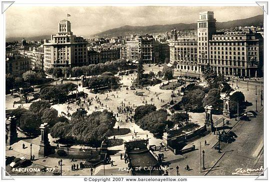 Hotel Plaza De Catalunya Barcelona