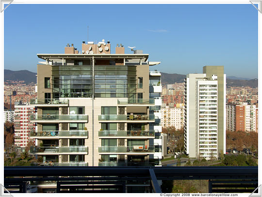 Diagonal Mar Barcelona Apartments For Rent