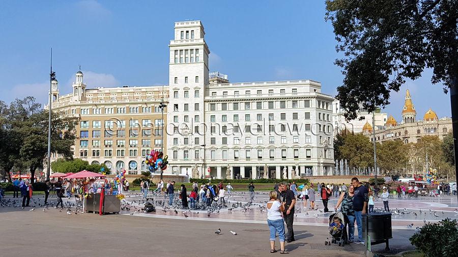 Hotels Near Plaza De Catalunya