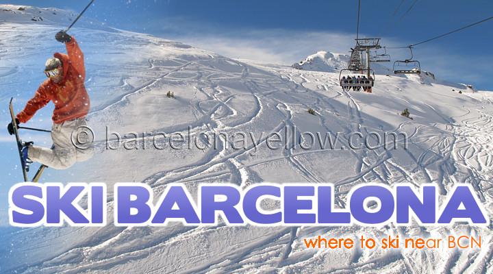 Barcelona 2018 Best Sk Resorts Near Barcelona Where To