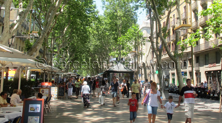 Hotels In Barcelona Las Ramblas Area
